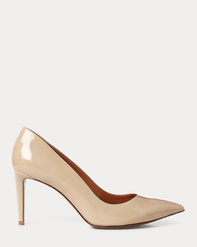 Armissa Patent Leather Pump