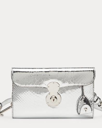 Python Ricky Crossbody Bag