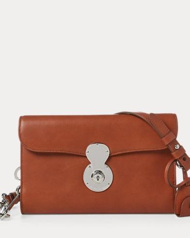 740ab352ac7d Leather Ricky Crossbody Bag