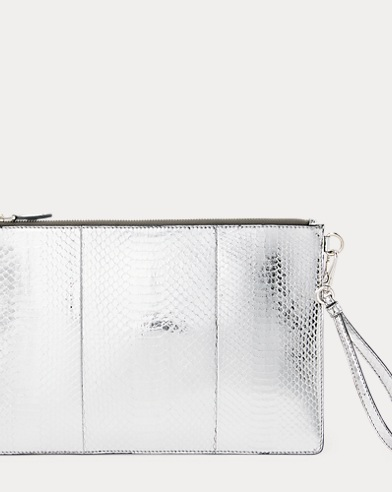 Mirrored Ayers Clutch
