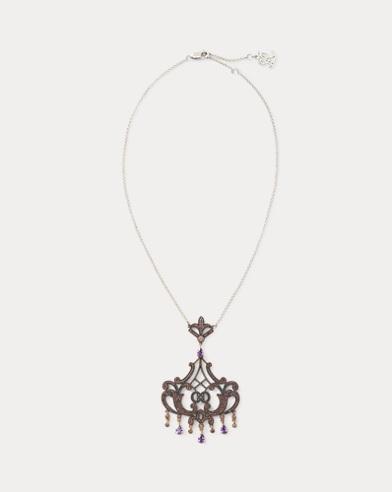 Beaux Arts Pendant Necklace