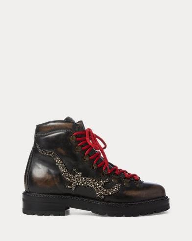 Devan Calfskin Boot