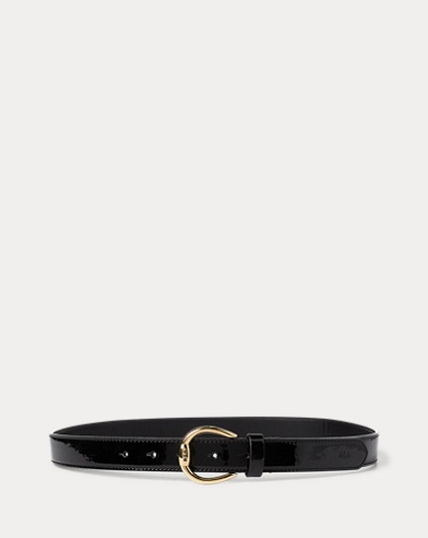 Bennington Faux-Leather Belt