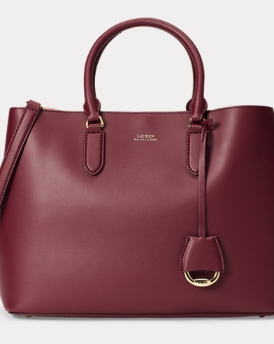 Marcy Leather Satchel