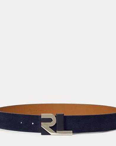 Cinturón de ante y piedra RL