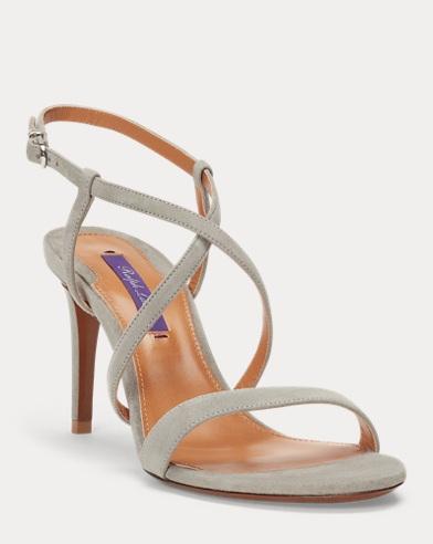Sandales Arissa en daim