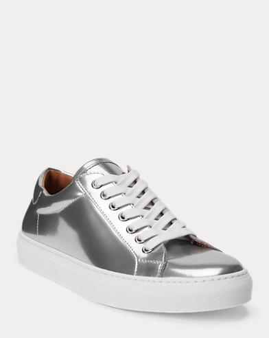 Sidra Specchio Calf Sneaker