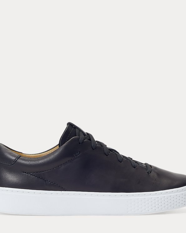 Ledersneaker Court125
