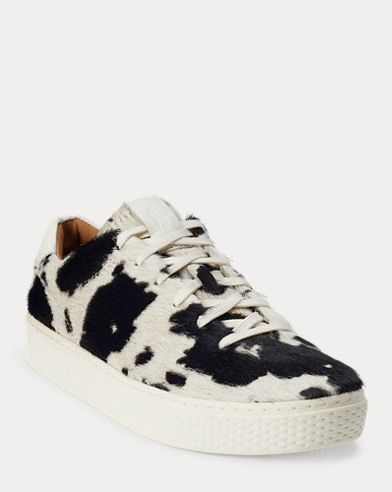 Court 125 Leather Sneaker