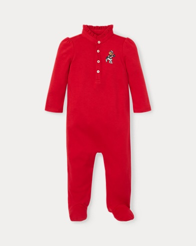 Polo Bear Coverall