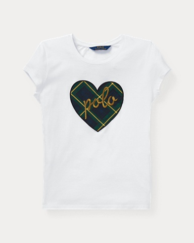 Polo Heart Graphic T-Shirt