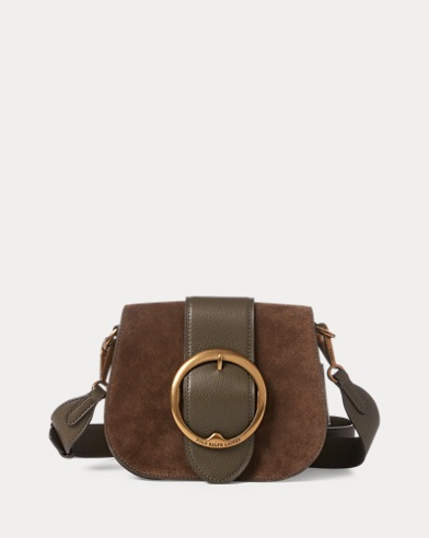 Suede Lennox Bag