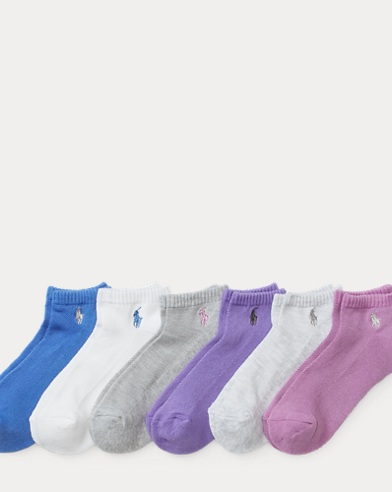 Low-Profile Sport Sock 6-Pack