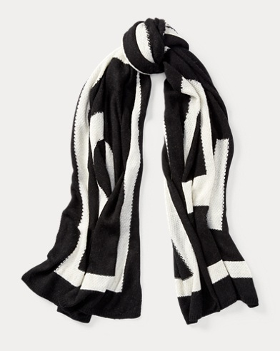 Polo Rectangular Scarf
