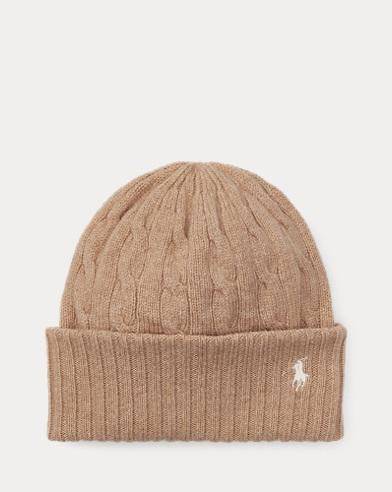 Mütze aus Kaschmir-Woll-Mischung