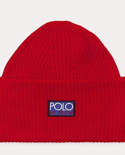 0c27ae38e3 Polo Ralph Lauren Polo Hi Tech Beanie 1