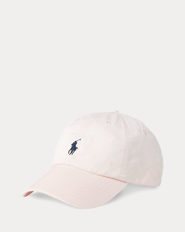 Pink Pony Cotton Ball Cap