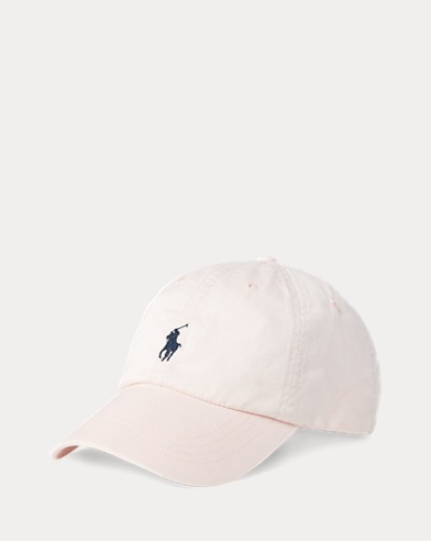 62b7483a9686d Pink Pony Cotton Baseball Cap. Polo Ralph Lauren
