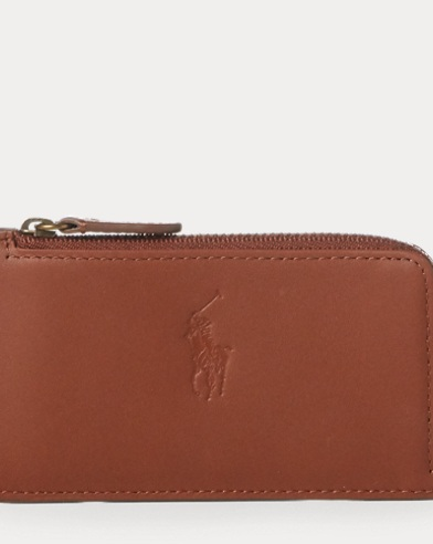 Collegiate Zip Card Case