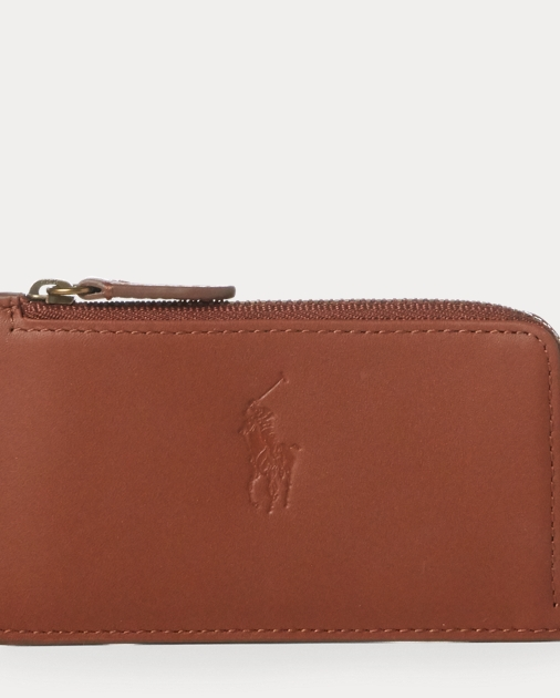 99af003098 Polo Ralph Lauren Collegiate Zip Card Case 1