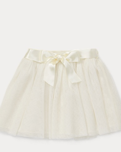 Tulle Pull-On Skirt