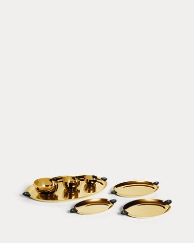 Wyatt Gold Barware Collection