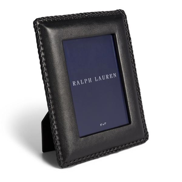 Ralph Lauren Faye Leather Frame Black 5
