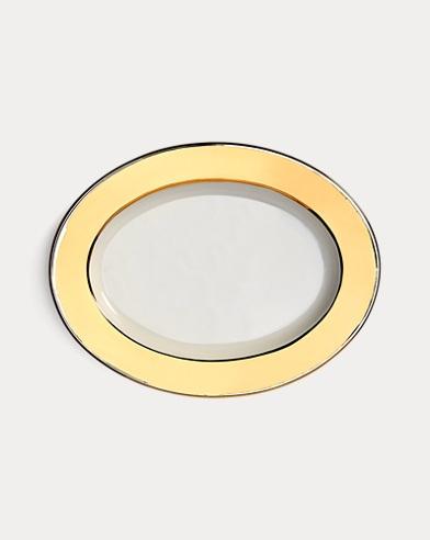 Somerville Oval Platter