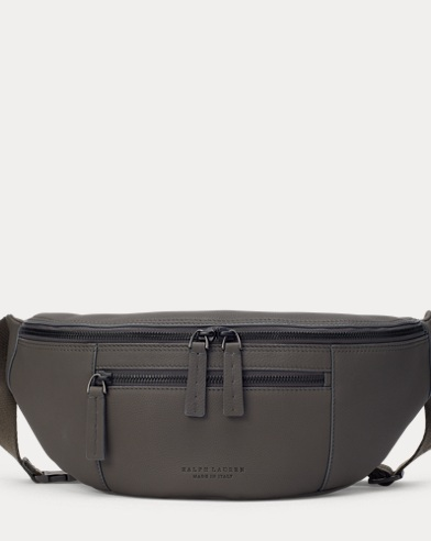 Tumbled Leather Crossbody Bag