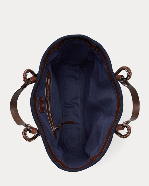 04aa905566 produt-image-3.0. MEN ACCESSORIES Bags Crest Flannel Tote. Ralph Lauren