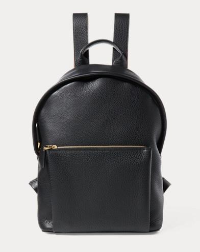 Tumbled Calfskin Backpack