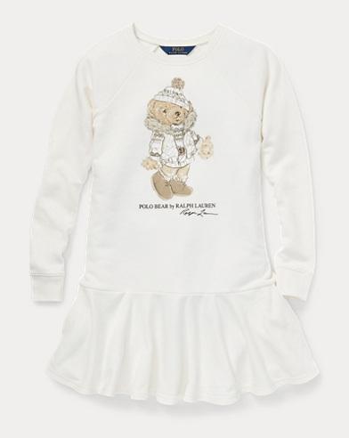 Holiday Bear Dress
