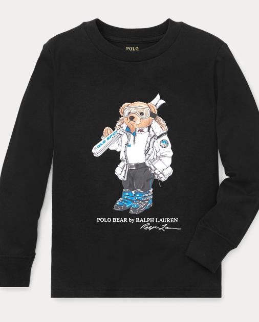 b5d1e6a3a Boys 2-7 Ski Bear Cotton Jersey T-Shirt 1