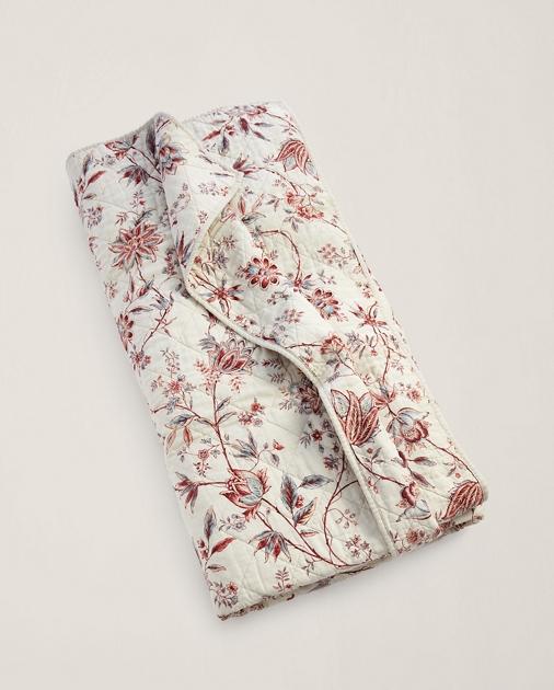 Ralph Lauren - Couvre-lit fleuri Kailie - 1