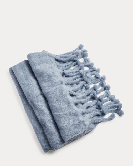 Ridge Throw Blanket