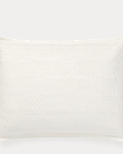 Willow Woven Throw Pillow