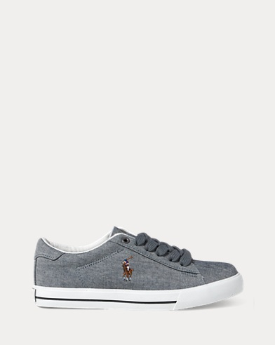 Zapatilla de chambray Easten II
