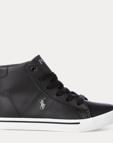 Easten High-Top Trainer