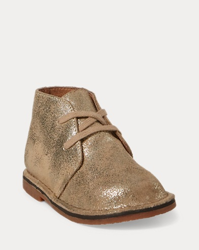 Carl Metallic Chukka Boot