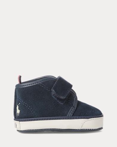 Halbhoher EZ-Sneaker Chett aus Wildleder