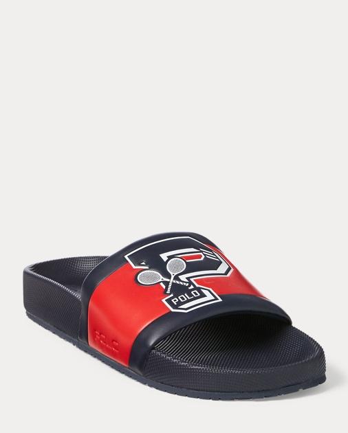 fe17b8e1843 Polo Ralph Lauren US Open Cayson Slide Sandal 2