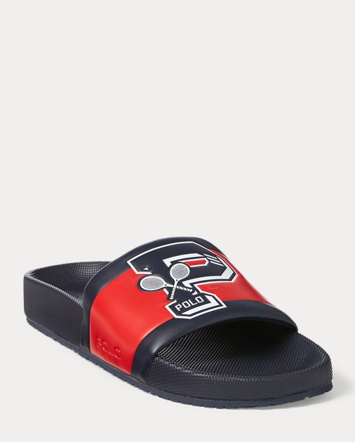 ab11e19cbe27 Polo Ralph Lauren US Open Cayson Slide Sandal 2