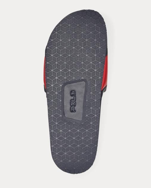 907e9b050f69 Polo Ralph Lauren US Open Cayson Slide Sandal 4. Men Shoes ...