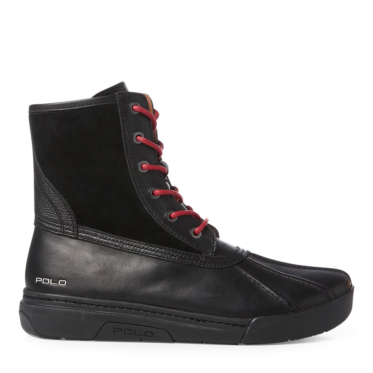 Declan Leather Duck Boot. Polo Ralph Lauren Declan Leather Duck Boot 1.  Declan Leather Duck Boot 63e39ae10