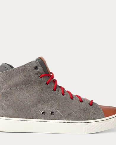 Dleaney High-Top Sneaker
