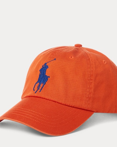 Big Pony Cotton Cap