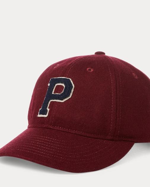 Letterman Flannel Baseball Cap 0b0fe86aa29