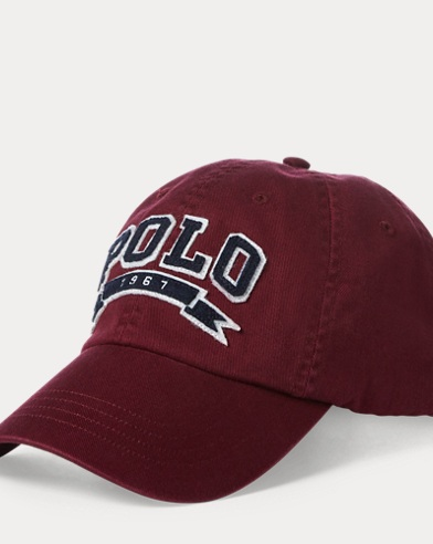1967 Cotton Twill Baseball Cap