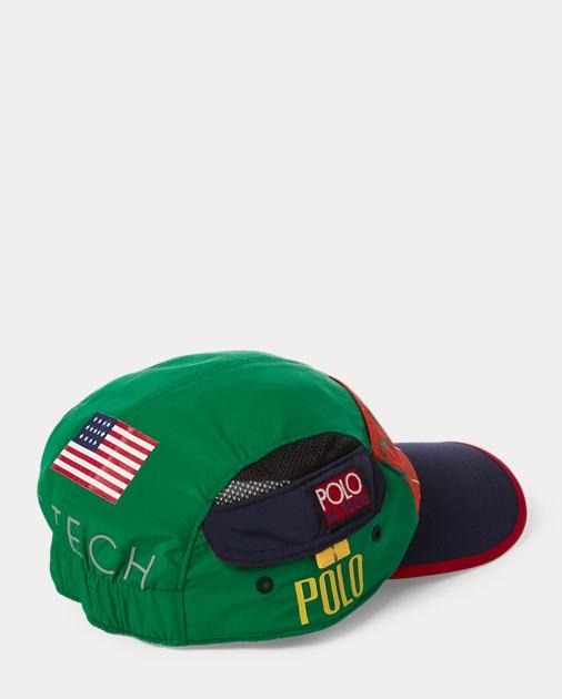 Polo Ralph Lauren Hi Tech Side-Pocket Cap 2 1fb1202cc0a4