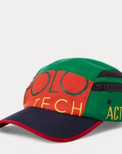 Hi Tech Side-Pocket Cap